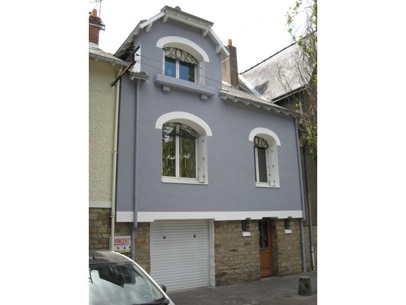 Comment isoler une maison ancienne par l ext rieur segu - Isoler une maison ancienne par l interieur ...